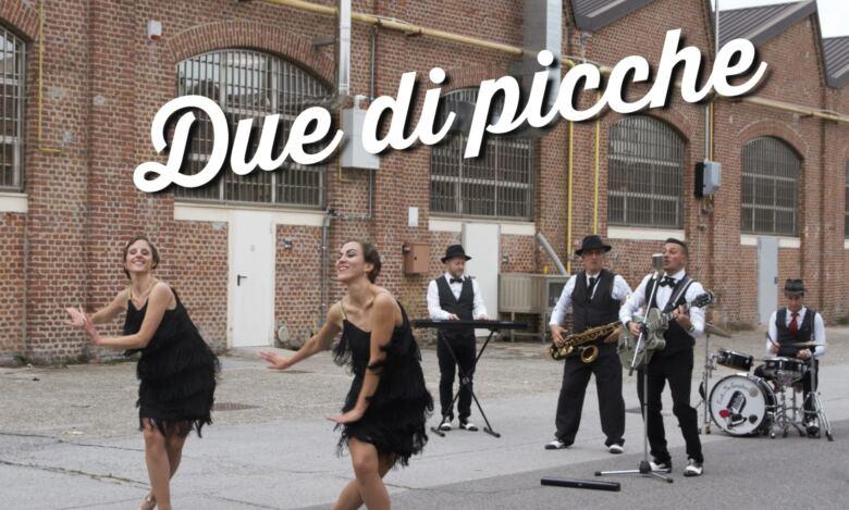 """Frank and the gangsters: La band lancia il nuovo singolo """"Due di Picche -  Agenzia Stampa"""