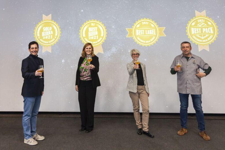 I VINCITORI DI SOLOBIRRA, BEST LABEL E BEST PACK 2021 - Agenzia Stampa